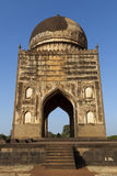 Tombs of the Badri Shahi rulers. Royalty Free Stock Photography