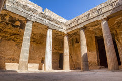 Tombs of the Kings Royalty Free Stock Photos