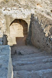Tombs of the Kings in Paphos on Cyprus Stock Image