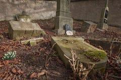 Tombs Royalty Free Stock Photos