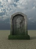Tombstone Royalty Free Stock Photo