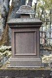Tombstone Royalty Free Stock Photo