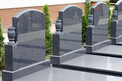 Tombstone Stock Photo