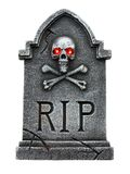 Tombstone Royalty Free Stock Images