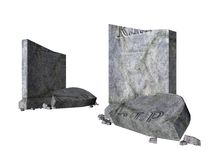 Tombstone Stock Images