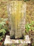 tombstone Arkivbild