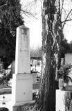 tombstone Foto de archivo libre de regalías