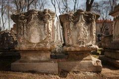 tombstone fotos de stock