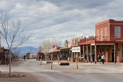 Tombstone, Arizona Royalty Free Stock Photo