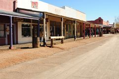 Tombstone Arizona Stock Images