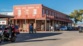 Tombstone Arizona Crystal Palace Saloon Royalty Free Stock Photography