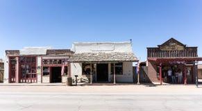 Tombstone, Arizona stock images