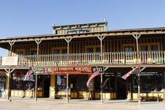 Tombstone. Historical town city in Arizona Royalty Free Stock Photos