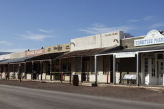 Tombstone. Historical town city in Arizona Royalty Free Stock Photography