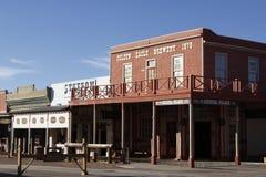 Tombstone. Historical town city in Arizona Stock Photo
