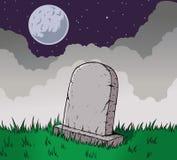 Tombstone Stock Image