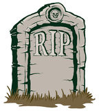 Tombstone Royalty Free Stock Photography