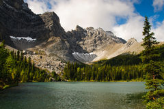 Tombstone Lakes Royalty Free Stock Images