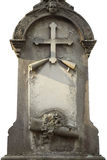 Tombstone with space for text Royalty Free Stock Images