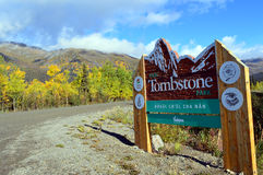 Tombstone Territorial Park, Yukon, Canada Stock Photo