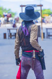 Tombstone Vigilante Days Royalty Free Stock Images