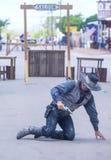 Tombstone Vigilante Days Stock Photography