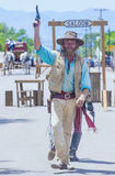 Tombstone Vigilante Days Stock Image