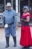 Tombstone Vigilante Days Royalty Free Stock Photography