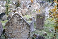 tombstones Royaltyfria Foton