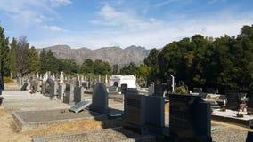 tombstones Imagem de Stock