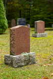 Tombstones Stock Photos