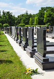 Tombstones Royalty Free Stock Photos