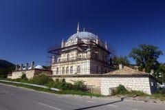 Tombul-Moschee Stockbild