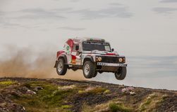 Tomcat Rallycar Stock Images