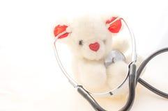 Tome el cuidado sobre su salud Imagen de archivo libre de regalías