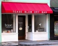 Tome el pelo la barra del brushing, Charleston, SC Imagenes de archivo