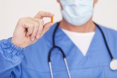 ¡Tome esta píldora! Fotos de archivo libres de regalías