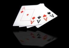 Tome o risco, ganhe o jogo Foto de Stock Royalty Free