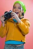 Tome um retrato! Fotos de Stock Royalty Free