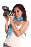 Tome uma foto Fotografia de Stock