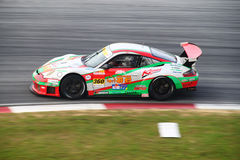 Tomei Porsche 360, SuperGT 2010 Royalty Free Stock Photos