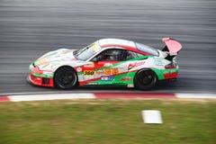 Tomei Porsche 360, SuperGT 2010 Fotos de archivo libres de regalías