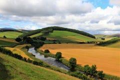 Tomintoul, Schottland Lizenzfreies Stockfoto