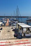 Tomis Harbor Royalty Free Stock Photography