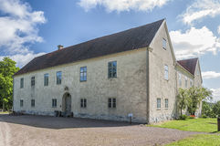 Tommarps Kungsgard Castle Royalty Free Stock Image