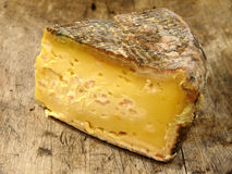 Tomme de Savoie Royalty Free Stock Photography