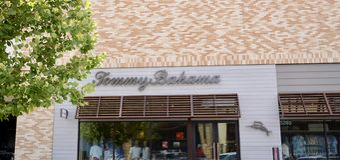 Tommy Bahama Clothing fotografia stock libera da diritti