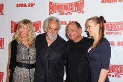 Tommy Chong, 'Cheech' Marin, Cheech Marin Fotografia Stock