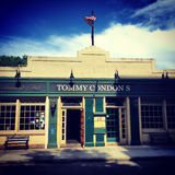 Tommy Condon's Restaurant and Pub, Charleston, SC. Royalty Free Stock Image