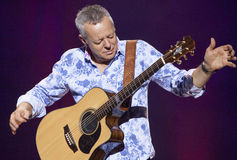 Tommy Emmanuel Royalty Free Stock Photo